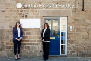 Sutton McGrath Hartley wills and probate team Sheffield